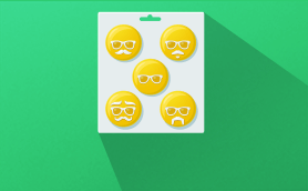5 Button Pack
