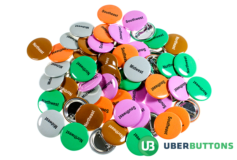 Assorted Directional Buttons